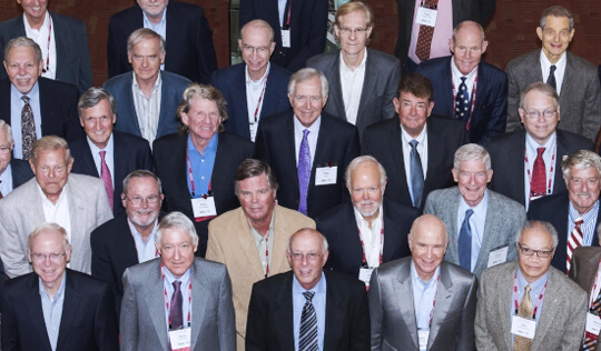 MBA Class of 1970 Group