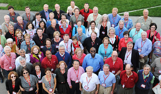 MBA Class of 1976 Group