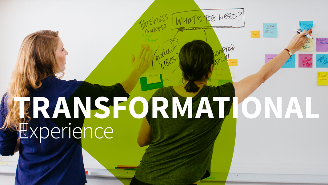 transformational experience