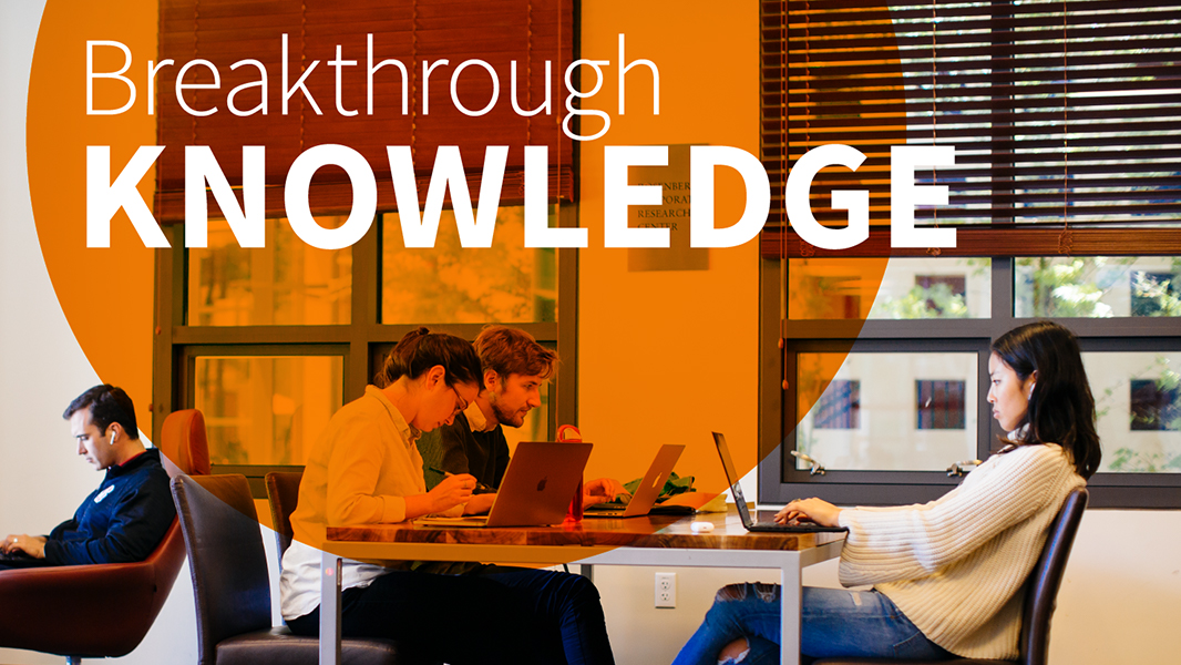 breakthrough knowledge