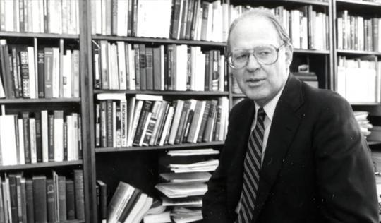 James E. Howell (1928–2019)