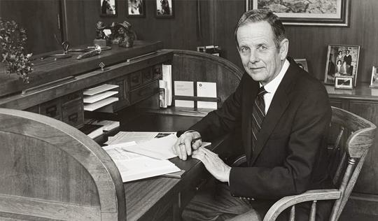 Robert K. Jaedicke (1929–2020)