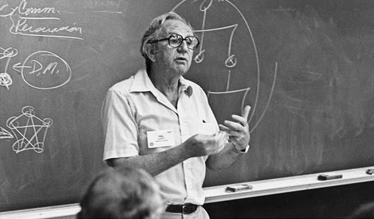 Harold J. Leavitt (1922–2007)