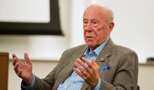 George P. Shultz (1920–2021)