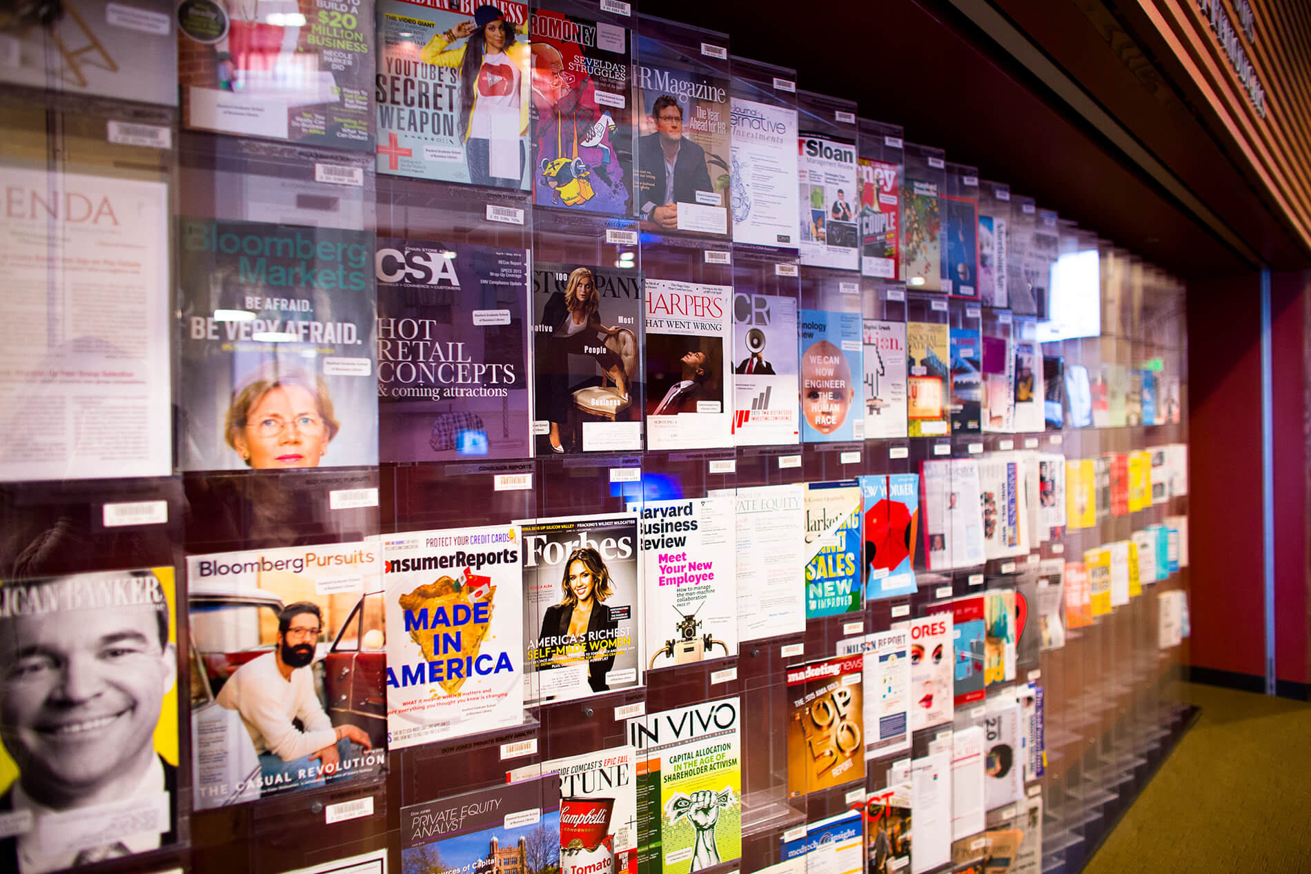 Current Periodicals & Newspapers
