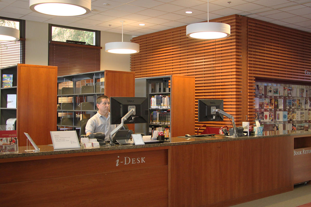 Library i-Desk