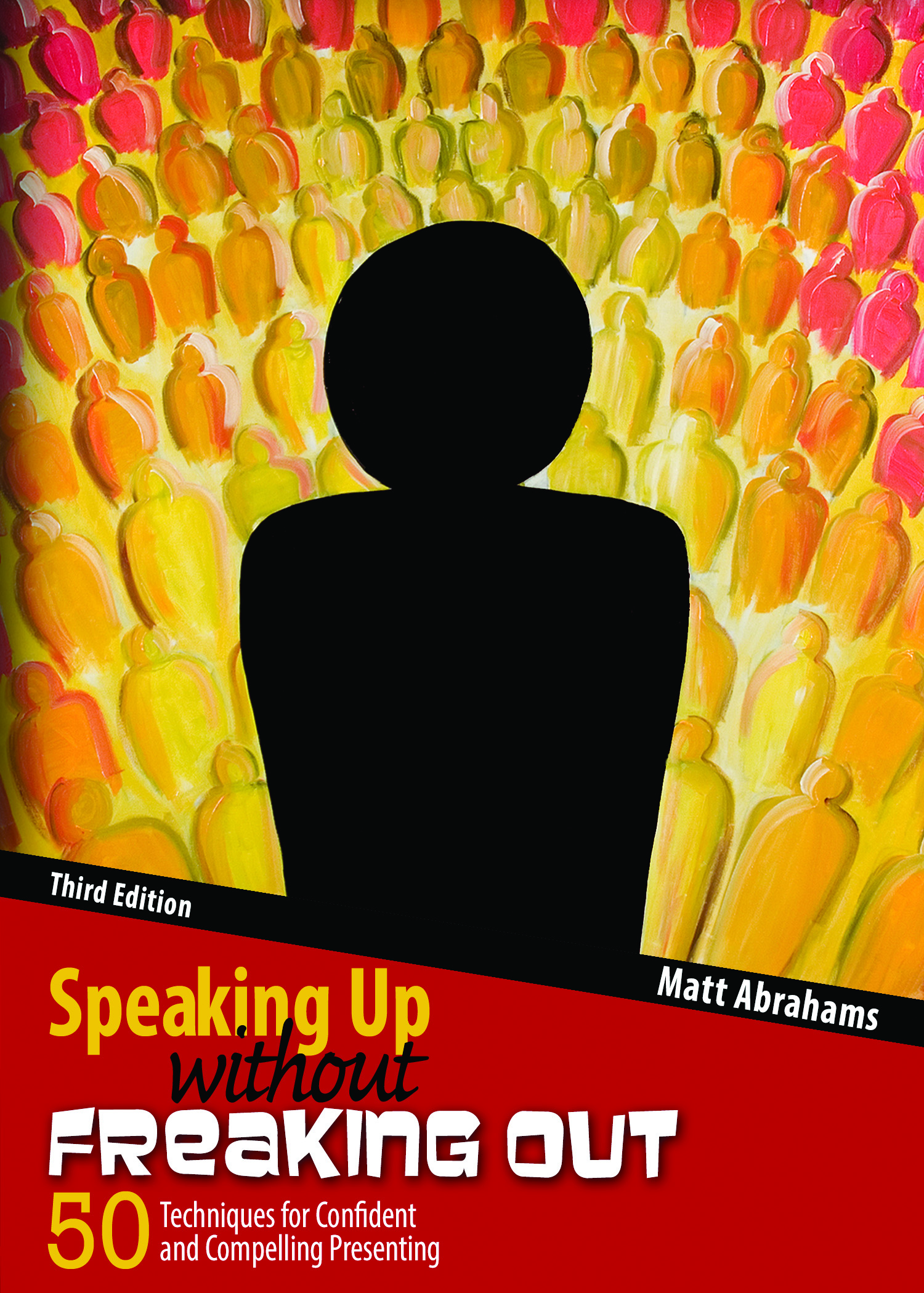 Book cover for Speaking Up Without Freaking Out