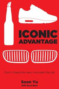 Book cover - Iconic Advantage