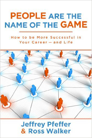 Book cover for People Are The Name of The Game