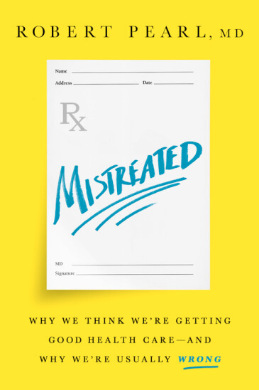 Cover of Mistreated book