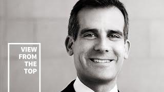 Eric Garcetti, Mayor of Los Angeles