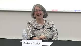 Who Controls the Corporation? A Conversation with BlackRock's Barbara Novick