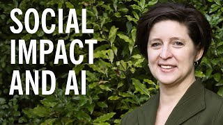 Machine Learning and AI for Social Impact