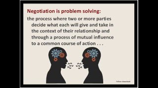 The Stories We Tell Ourselves About Negotiation