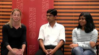 Q&A with Second-Year MBA Students