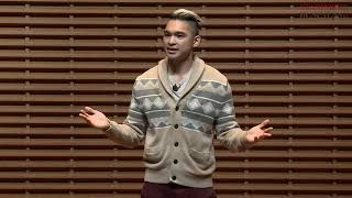 Joshua Young Yang, MBA '21: Give People — Including Yourself — A Break