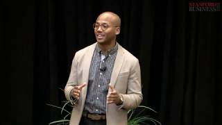 Khalil Grell, MBA '20: Taking a Stand — The Business of Social Change