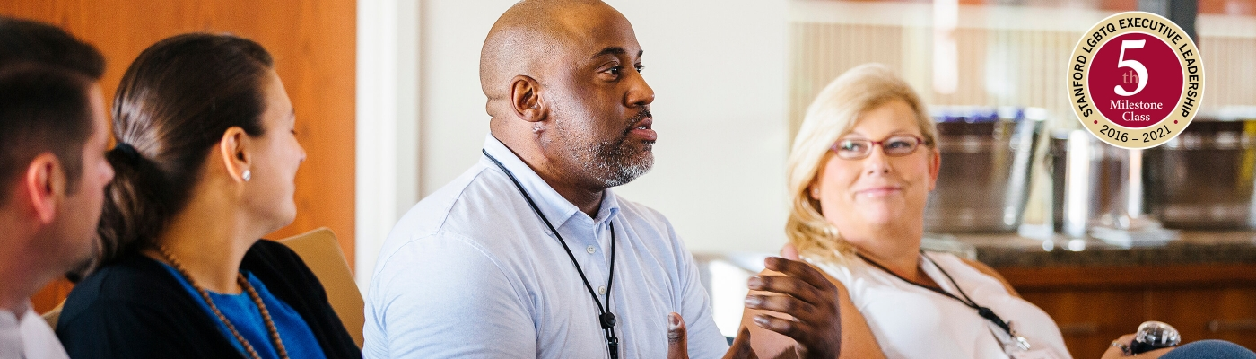 Stanford LGBTQ Executive Leadership Program celebrates 5th Milestone Year in 2021