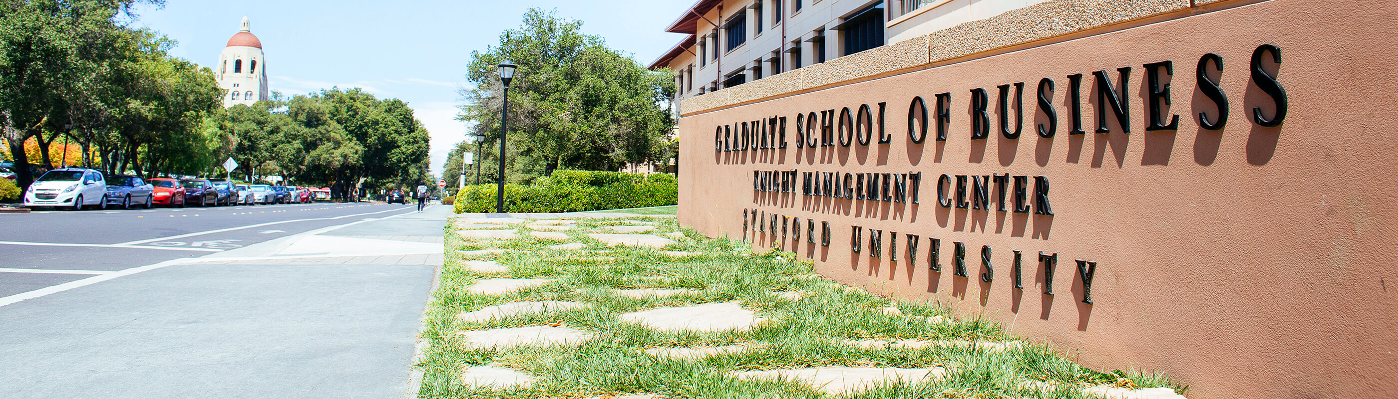Stanford Graduate School of Business Campus