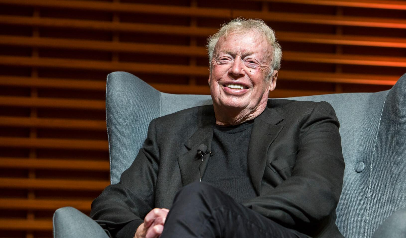 Phil Knight on the Controversial Kaepernick Ad and Nike's Never-Give-Up  Attitude | Stanford Graduate School of Business