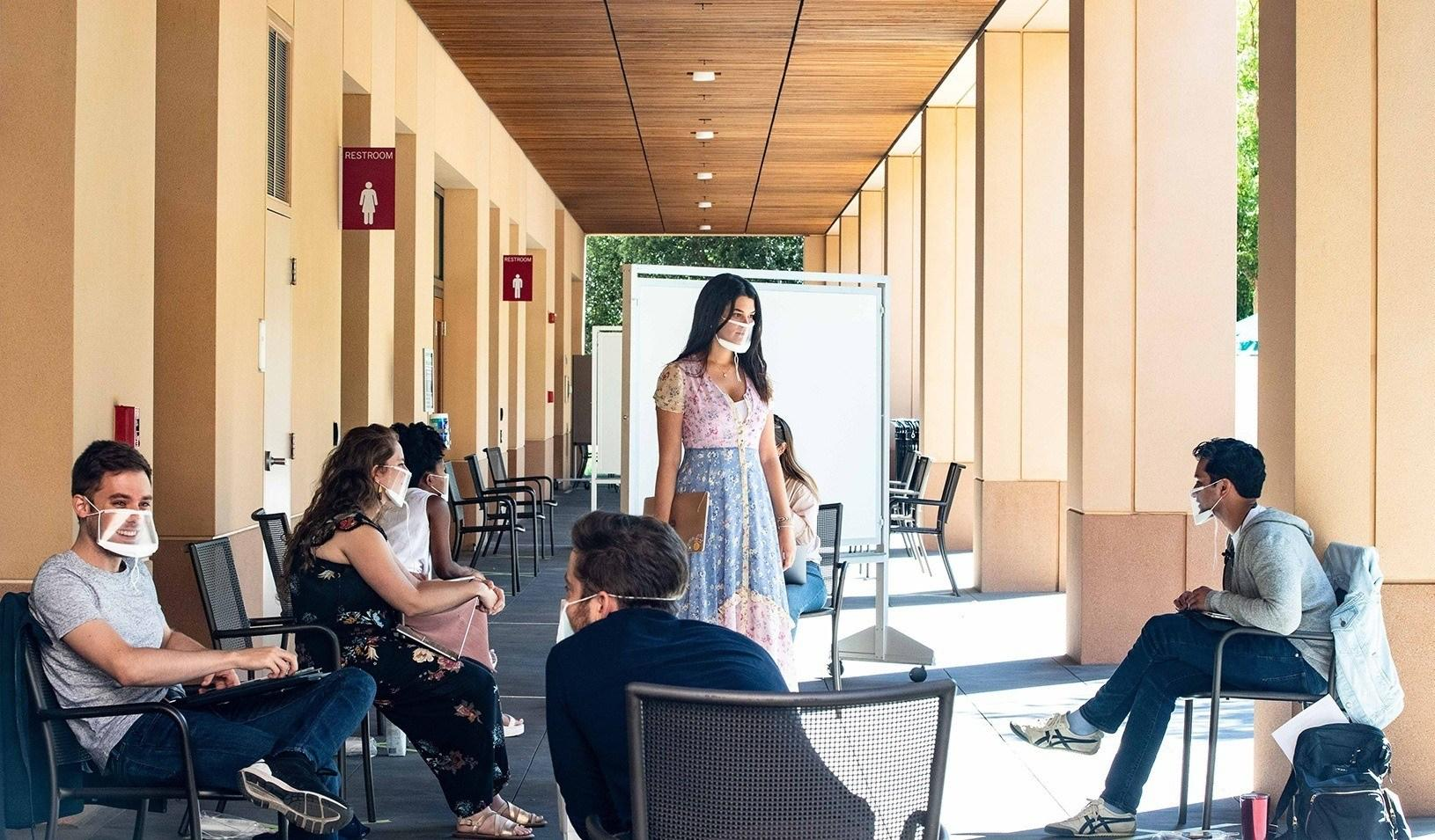 Stanford Calendar 2022.Meet The Mba Class Of 2022 Talented And Diverse Stanford Graduate School Of Business