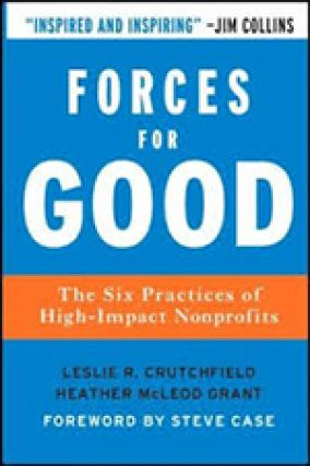 book cover for Forces For Good