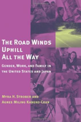 Book cover for The Road Winds Uphill All the Way