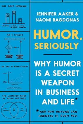 Book Cover for Humor, Seriously