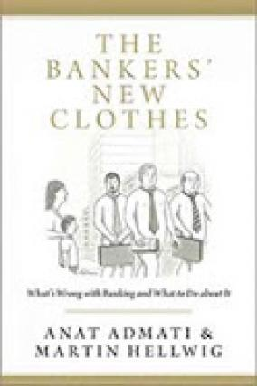 Book cover for The Bankers' New Clothes