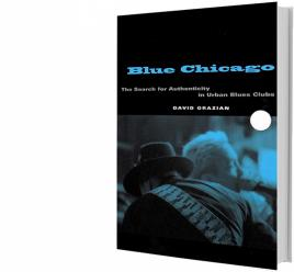 """Cover of """"Blue Chicago"""""""