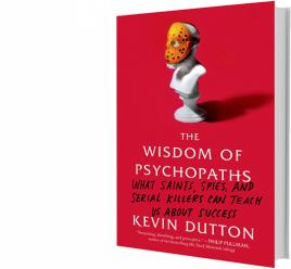 """Cover of """"The Wisdom of Psychopaths"""""""