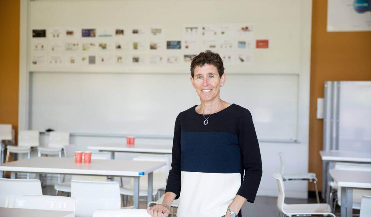 Fern Mandelbaum will lead the Stanford course examining ways to enhance diversity for would-be tech entrepreneurs. | Wall Street Journal/Angela Decenzo