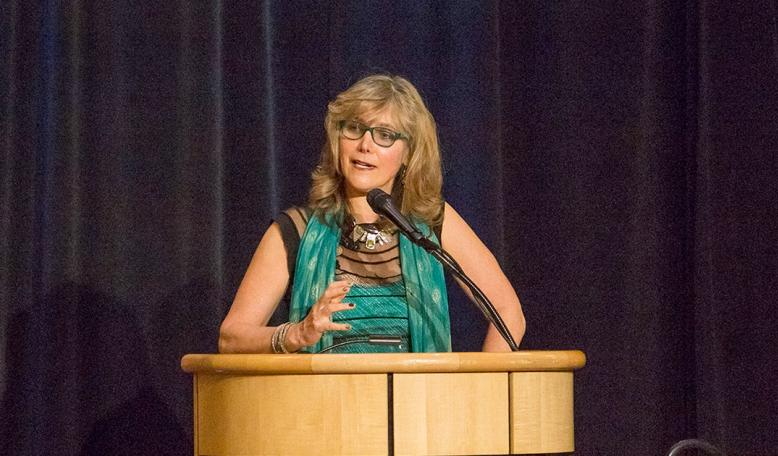 """2016 Arbuckle Award Honoree Laura Esserman Has Been """"Changed for Good"""""""