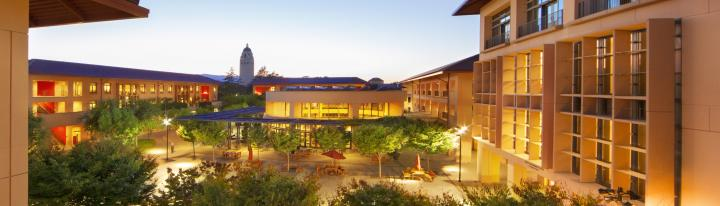 Stanford Graduate School of Business Campus