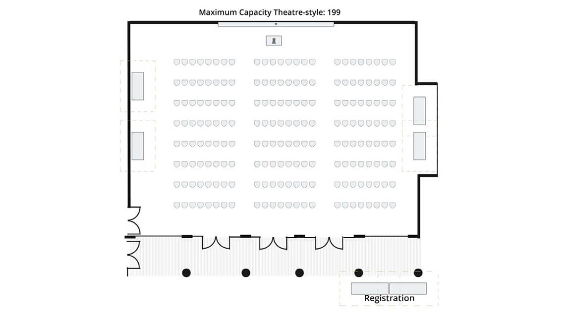 GSB Common - theater configuration