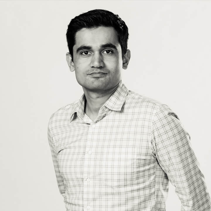 Abheek Anand, MBA '09. Credit: Courtesy of Sequoia Capital