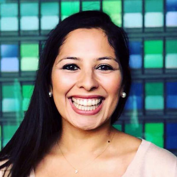 Ana Leyva, MBA 2020.