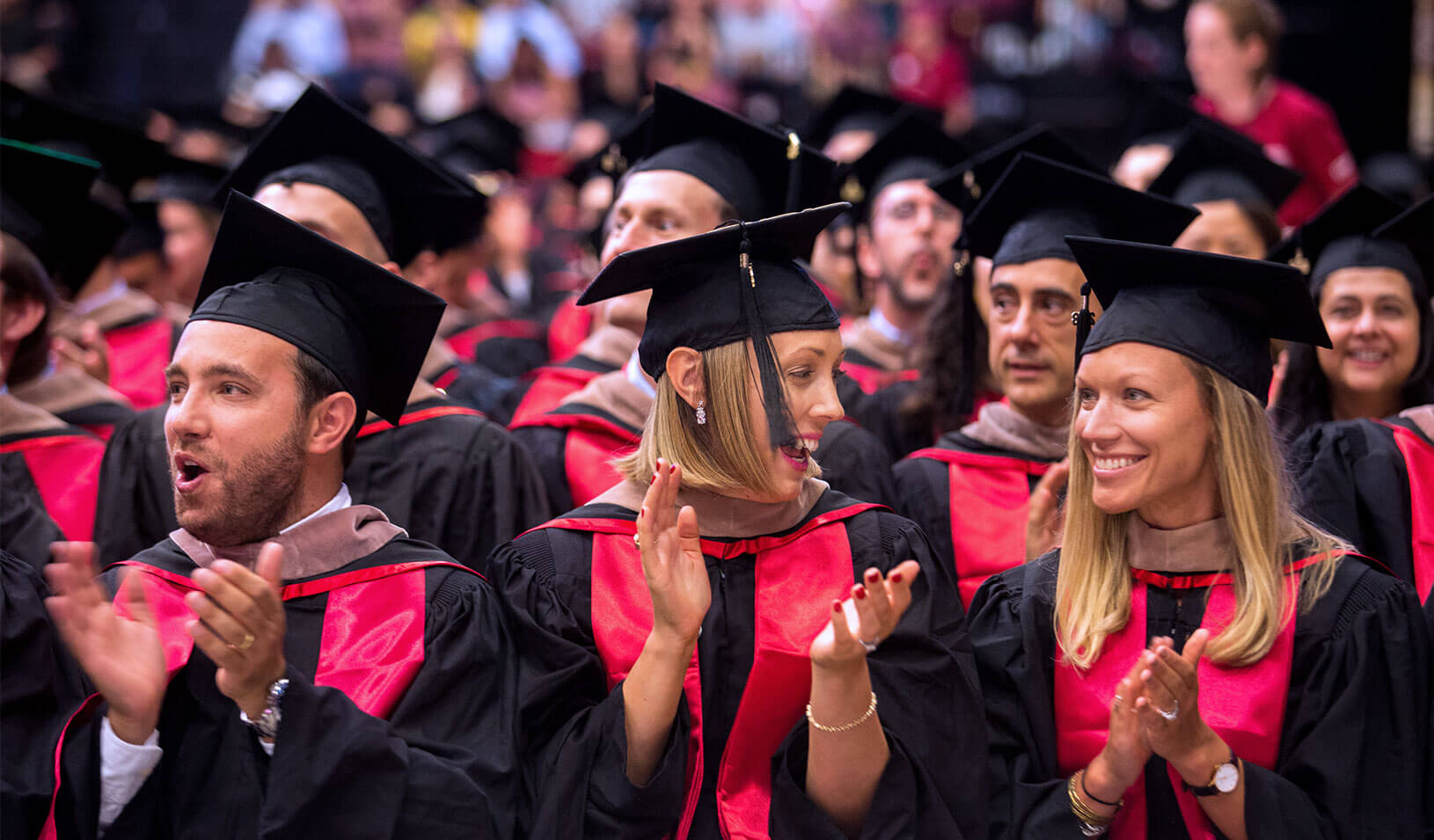 Stanford MBA Class of 2018 Chose Careers Where They Could Make a Difference