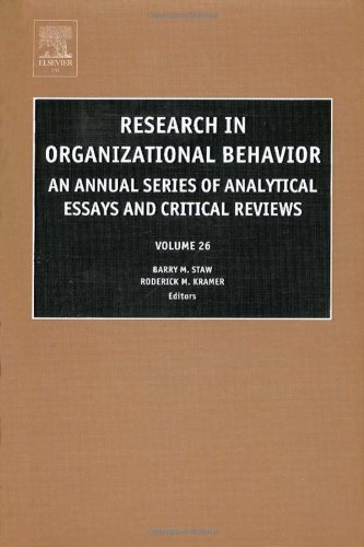 leadership and organizational behavior essays