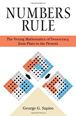 book cover for Numbers Rule