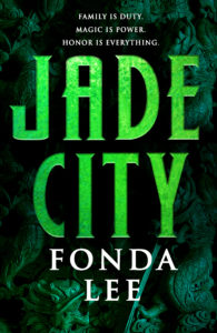 Book cover - Jade City