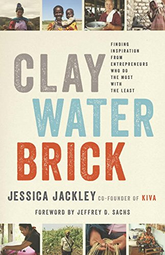 book cover - Clay Water Brick