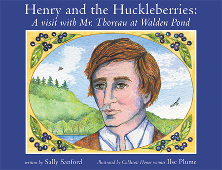 Book Cover - Henry and the Huckleberries
