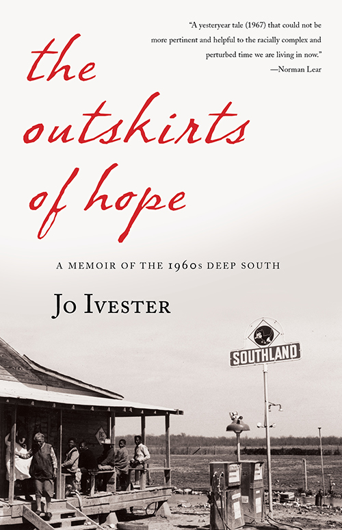 book cover for The Outskirts of Hope