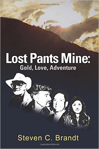 book cover - Lost Pants Mine