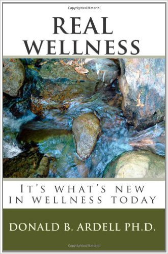book cover - REAL wellness