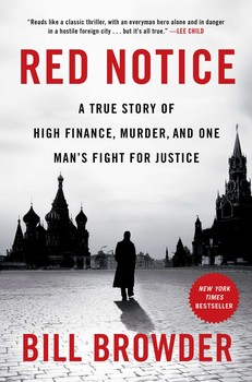 book cover - Red Notice