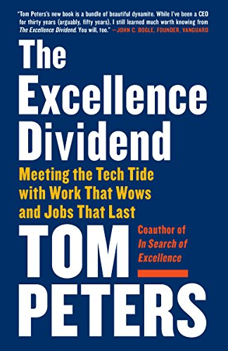 Book Cover - The Excellence Dividend