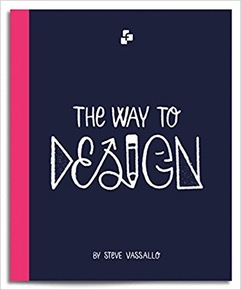 Book cover - The Way to Design