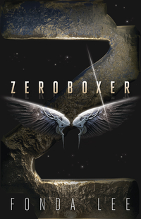 book cover - Zeroboxer